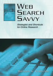 Web Search Savvy - 1st Edition book cover