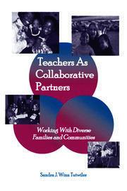 Teachers as Collaborative Partners - 1st Edition book cover