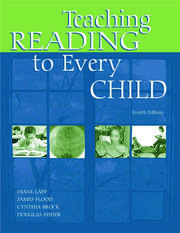Teaching Reading to Every Child - 4th Edition book cover