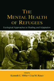 The Mental Health of Refugees - 1st Edition book cover