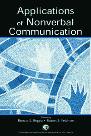 Applications of Nonverbal Communication - 1st Edition book cover