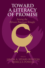 Toward a Literacy of Promise - 1st Edition book cover