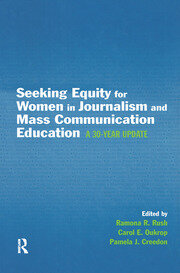 Seeking Equity for Women in Journalism and Mass Communication Education - 1st Edition book cover