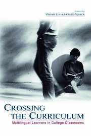 Crossing the Curriculum - 1st Edition book cover