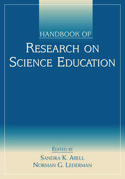Handbook of Research on Science Education - 1st Edition book cover