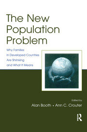 The New Population Problem - 1st Edition book cover