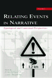 Relating Events Narrative Set - 1st Edition book cover