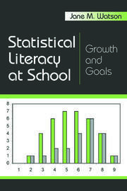 Statistical Literacy at School - 1st Edition book cover