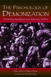 The Psychology of Demonization - 1st Edition book cover