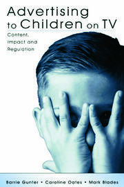 Advertising to Children on TV - 1st Edition book cover