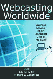 Webcasting Worldwide - 1st Edition book cover