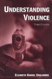 Understanding Violence - 3rd Edition book cover