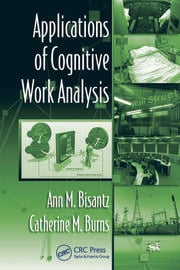 Applications of Cognitive Work Analysis