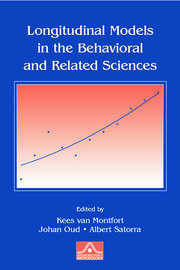 Longitudinal Models in the Behavioral and Related Sciences