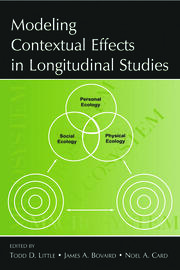 Modeling Contextual Effects in Longitudinal Studies - 1st Edition book cover