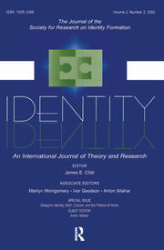 Diasporic Identity : Myth, Culture, and the Politics of Home: A Special Issue of identity - 1st Edition book cover