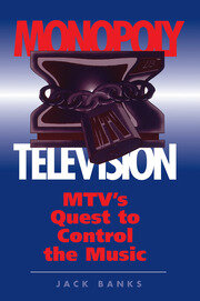 Monopoly Television - 1st Edition book cover