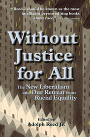 Without Justice For All - 1st Edition book cover