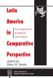 Latin America In Comparative Perspective - 1st Edition book cover