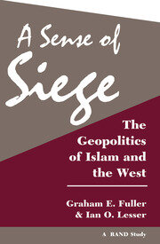 A Sense Of Siege - 1st Edition book cover