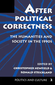 After Political Correctness - 1st Edition book cover