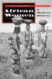 African Women - 1st Edition book cover