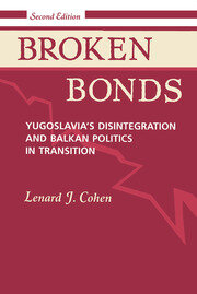 Broken Bonds - 2nd Edition book cover