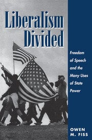 Liberalism Divided - 1st Edition book cover