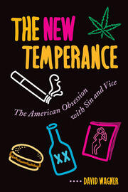 The New Temperance - 1st Edition book cover