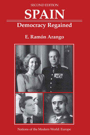 Spain - 2nd Edition book cover