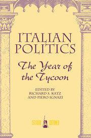 Italian Politics - 1st Edition book cover