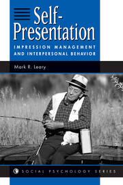 Self-presentation - 1st Edition book cover