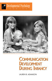 Communication Development During Infancy - 1st Edition book cover
