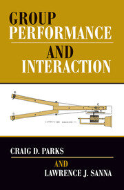 Group Performance And Interaction - 1st Edition book cover