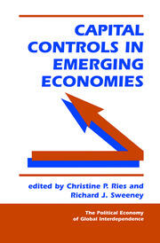 Capital Controls In Emerging Economies - 1st Edition book cover