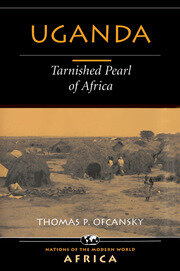 Uganda - 1st Edition book cover