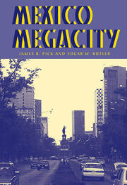 Mexico Megacity - 1st Edition book cover