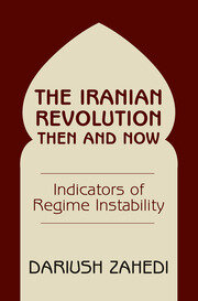The Iranian Revolution Then And Now - 1st Edition book cover