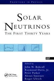 Solar Neutrinos - 1st Edition book cover