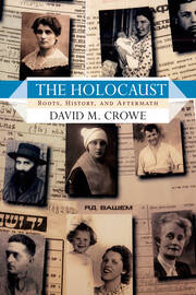 The Holocaust - 1st Edition book cover