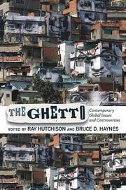 The Ghetto - 1st Edition book cover