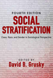 Social Stratification : Class, Race, and Gender in Sociological Perspective - 4th Edition book cover