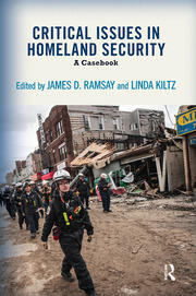 Critical Issues in Homeland Security - 1st Edition book cover