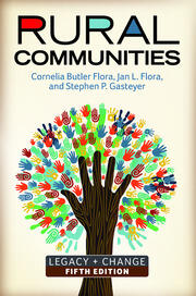 Rural Communities : Legacy + Change - 5th Edition book cover