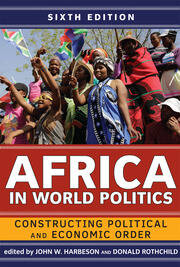 Africa in World Politics - 6th Edition book cover