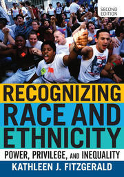 Recognizing Race and Ethnicity - 2nd Edition book cover