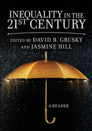 Inequality in the 21st Century - 1st Edition book cover