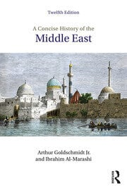 A Concise History of the Middle East - 12th Edition book cover