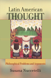 Latin American Thought - 1st Edition book cover