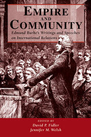 Empire And Community - 1st Edition book cover